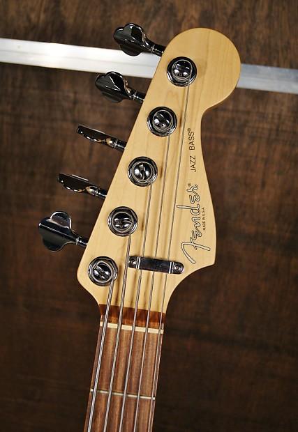 1999 fender american standard jazz bass v 5 string usa reverb. Black Bedroom Furniture Sets. Home Design Ideas