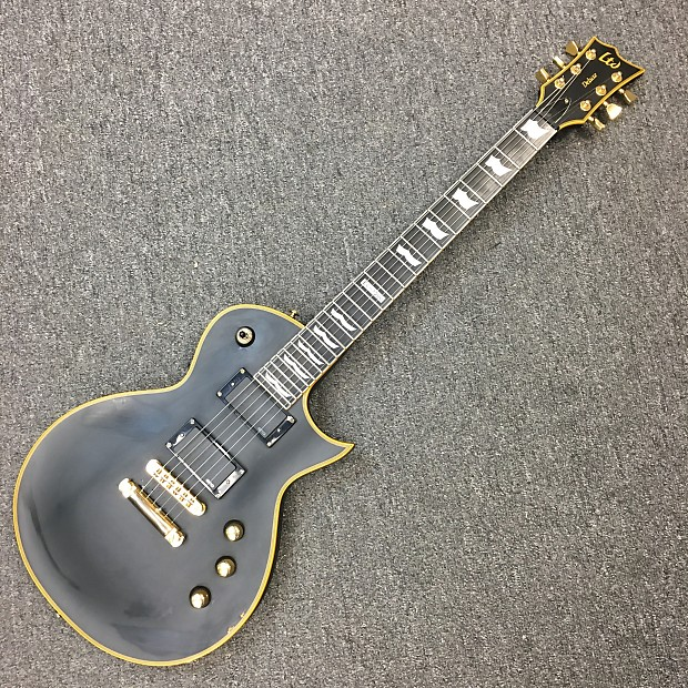 esp ltd deluxe ec 1000 electric guitar w gig bag reverb. Black Bedroom Furniture Sets. Home Design Ideas