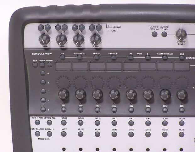 Digidesign Digi 002 Digital Recording Interface Great