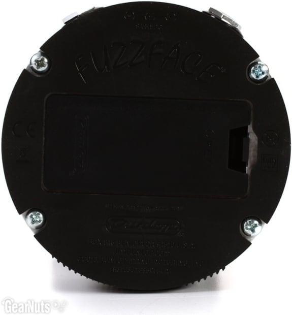 dunlop ffm6 band of gypsys fuzz face mini reverb. Black Bedroom Furniture Sets. Home Design Ideas