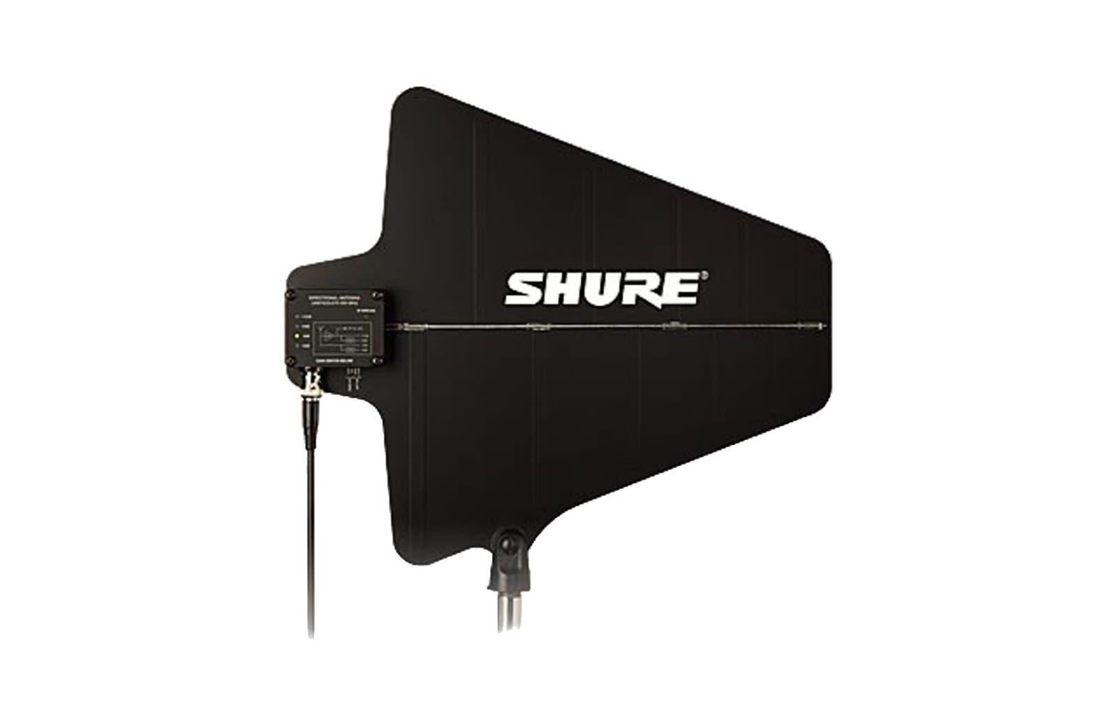 Shure UA874US Active Directional UHF Antenna with integrated amplifier (470-698MHz)