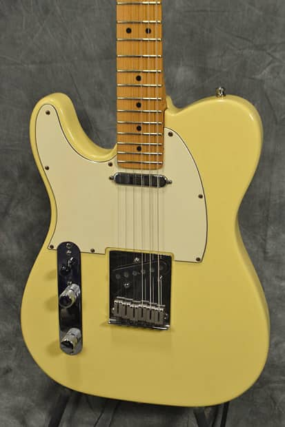 Consider, American standard telecaster vintage white remarkable, very