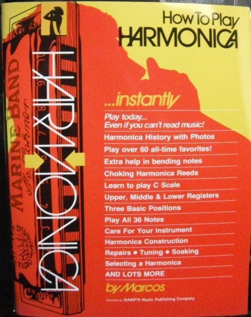 how to play harmonica book pdf