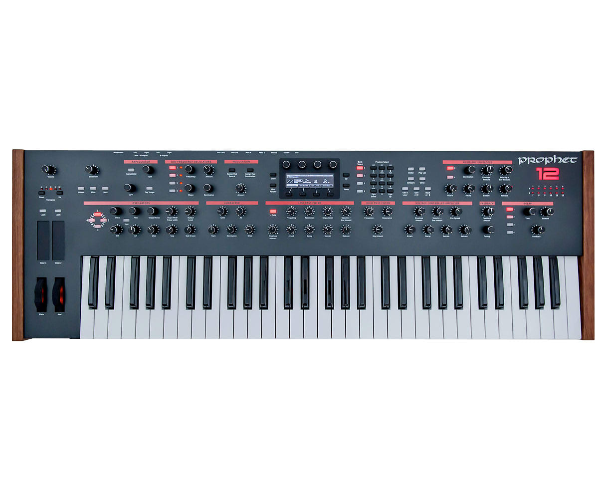 Dave Smith Instruments Prophet 12 - 12-Voice Polyphonic Synth
