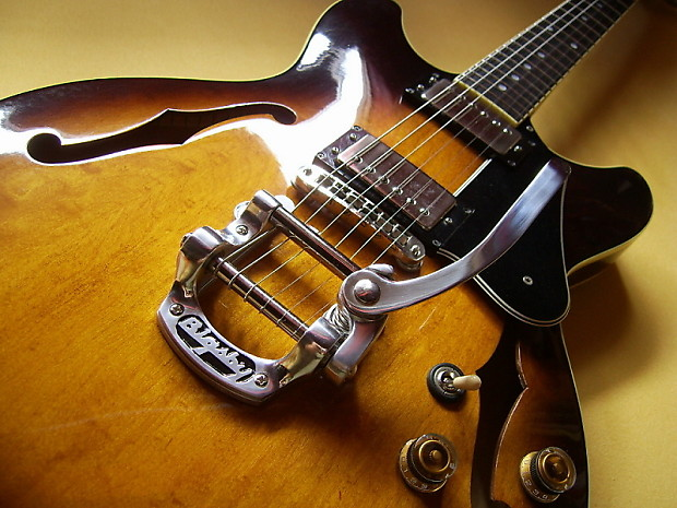 Bigsby B5 Vibramate : bigsby usa b5 vibrato tailpiece and vibramate v5 st short reverb ~ Russianpoet.info Haus und Dekorationen