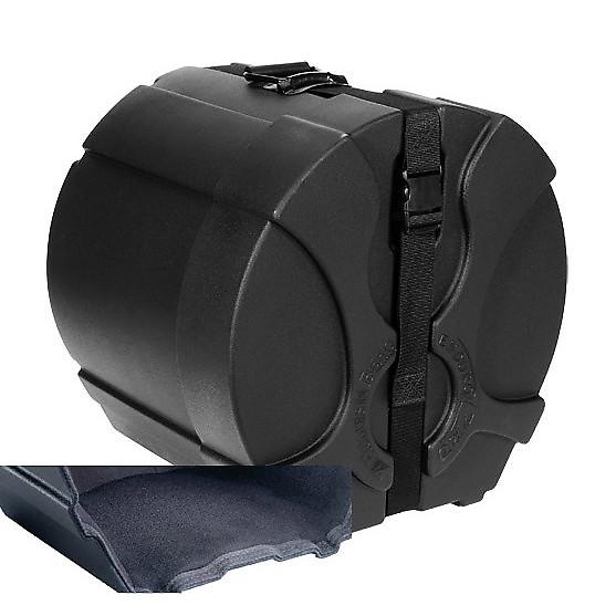 Humes Amp Berg 18x16 Enduro Pro Floor Tom Case W Foam Black