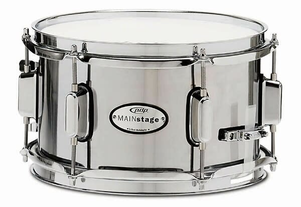 Pdp mainstage chrome over steel 6 x 10 snare drum reverb for 1009 fifth avenue floor plan