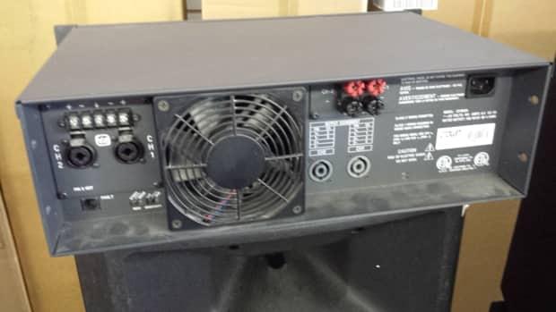 crown ce1000 1000 watt pro audio power amplifier reverb. Black Bedroom Furniture Sets. Home Design Ideas