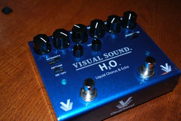 visual sound h20 delay chorus v3 reverb. Black Bedroom Furniture Sets. Home Design Ideas
