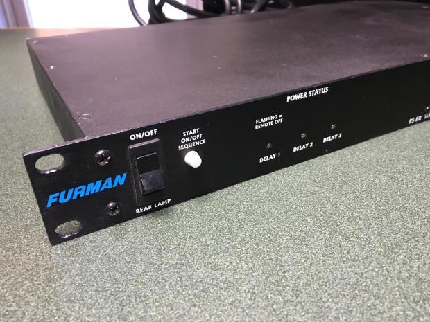 Furman Ps 8r : furman ps 8r series ii power conditioner reverb ~ Hamham.info Haus und Dekorationen