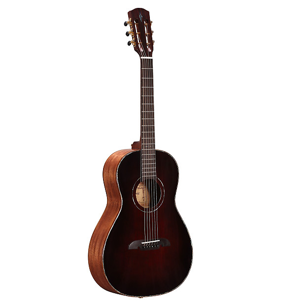 alvarez mpa66shb parlor acoustic guitar shadow burst reverb. Black Bedroom Furniture Sets. Home Design Ideas
