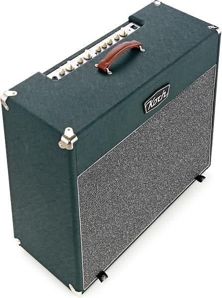 Koch jupiter 2x12 50w guitar amplifier green reverb for Koch jupiter