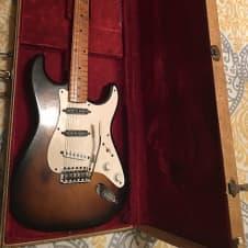Fender  Stratocaster  1954  Sunburst image