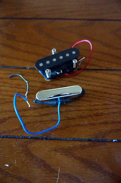 fender squier tele pickups lipstick single coil pickups set reverb. Black Bedroom Furniture Sets. Home Design Ideas