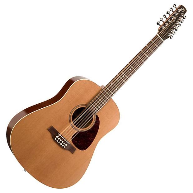 seagull 29358 coastline s12 cedar 12 string acoustic guitar reverb. Black Bedroom Furniture Sets. Home Design Ideas