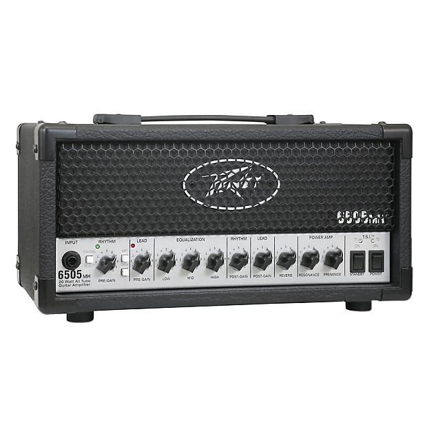 peavey 6505 mini tube 20 watt electric guitar amplifier head reverb. Black Bedroom Furniture Sets. Home Design Ideas
