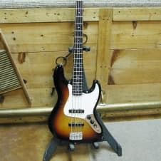 Fender/Seymour Duncan/Allparts Jazz Style Parts Bass image