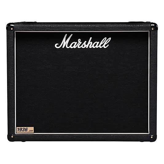 marshall 1936 150 watt 2x12 extension cabinet guitar amp reverb. Black Bedroom Furniture Sets. Home Design Ideas