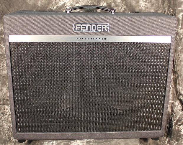 2015 fender bassbreaker 18 30w 2x12 tube guitar combo amp reverb. Black Bedroom Furniture Sets. Home Design Ideas