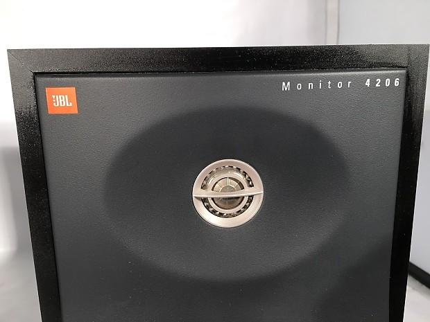 Jbl 4206 Studio Monitors Reverb