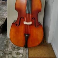 Oxford 1/2 size Double Bass 2 Color Sunburst image