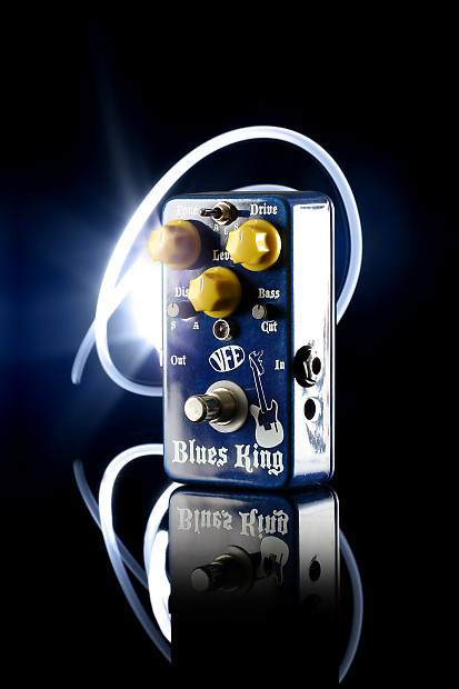 vfe pedals blues king scratch n dent reverb. Black Bedroom Furniture Sets. Home Design Ideas