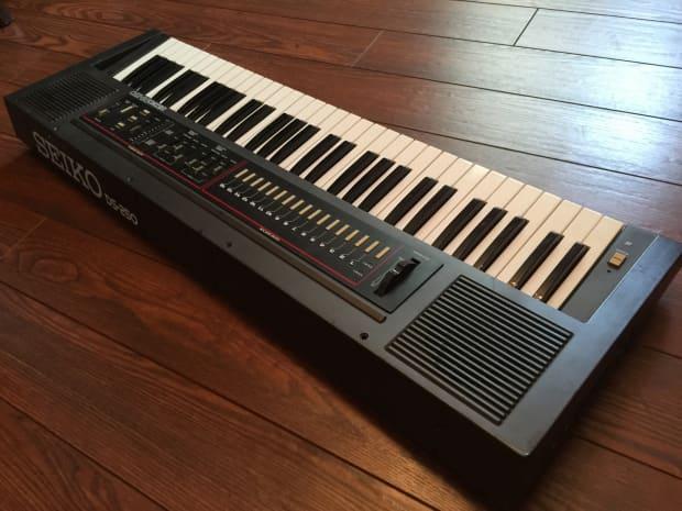 Seiko Ds 250 1985 Black Reverb