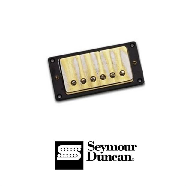 seymour duncan antiquity humbucker bridge pickup gold reverb. Black Bedroom Furniture Sets. Home Design Ideas