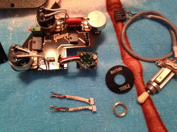 les paul wiring harness coil tap image 8