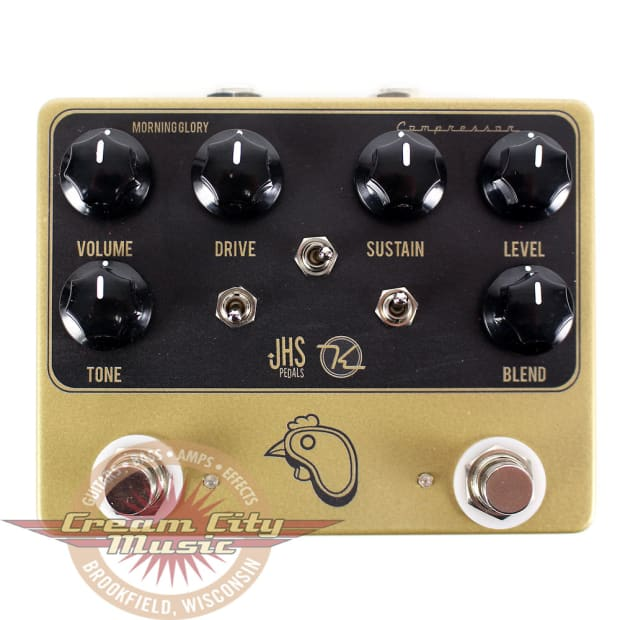 brand new jhs pedals steak and eggs morning glory keeley reverb. Black Bedroom Furniture Sets. Home Design Ideas