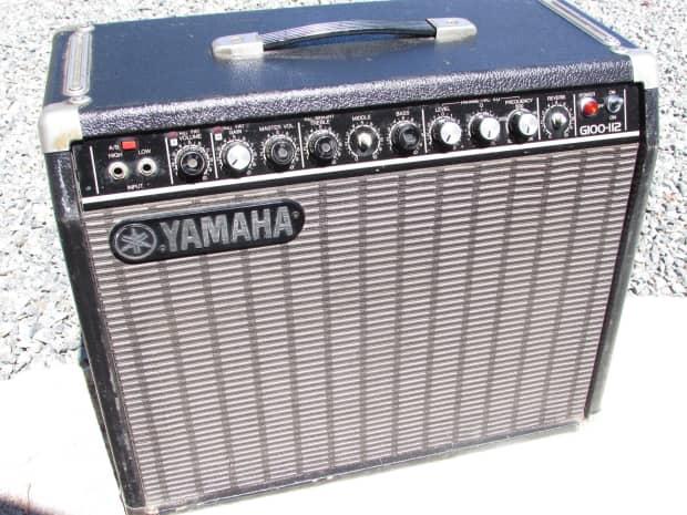 Yamaha g100 112 1980 39 s black reverb for Yamaha thr10x specs