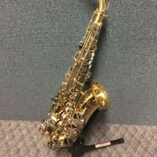 Selmer AS600 Alto Saxophone Outfit image