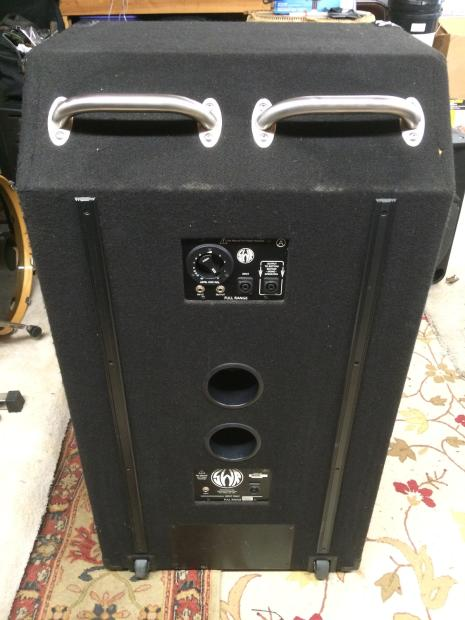 used swr megoliath 8x10 bass cabinet with extras local pick up only reverb. Black Bedroom Furniture Sets. Home Design Ideas