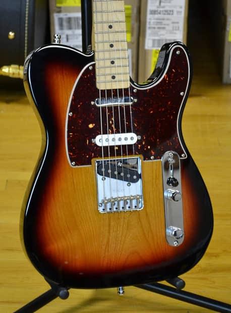 used fender deluxe nashville telecaster electric guitar reverb. Black Bedroom Furniture Sets. Home Design Ideas