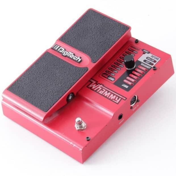 digitech whammy iv guitar effects pedal pd 1278 reverb. Black Bedroom Furniture Sets. Home Design Ideas