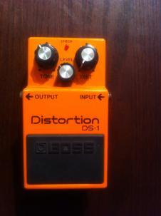 Boss DS-1 Orange image
