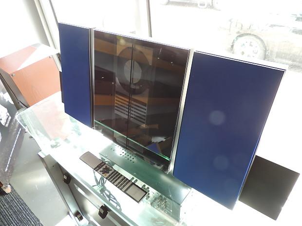bang olufsen beosound 4000 black cd player cassette reverb. Black Bedroom Furniture Sets. Home Design Ideas