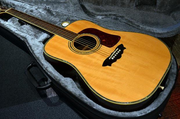 Lakeside Auto Sales >> Washburn D30S Acoustic Guitar | Reverb