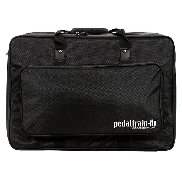 Pedaltrain Pt Fly Pedalboard With Gig Bag Reverb