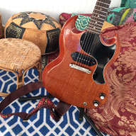 <p>Gibson SG junior 1964 Cherry</p>  for sale