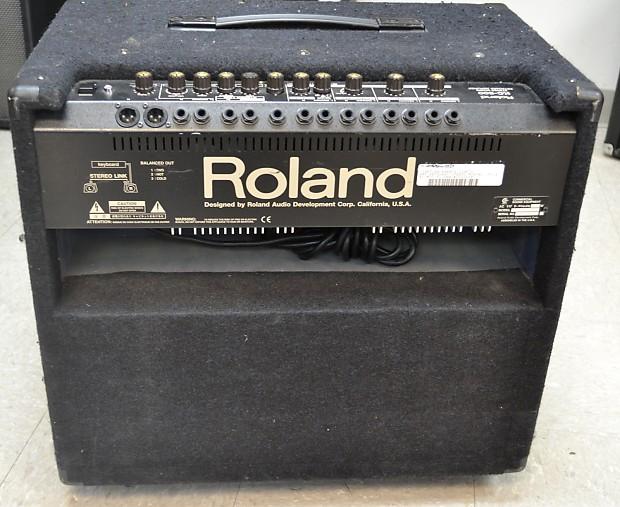 roland kc 500 keyboard amplifier 150w 1x15 reverb