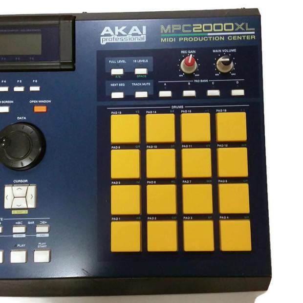 Drum Machine Used On Blue Monday : akai mpc2000xl blue yellow pads 7 zips of samples music reverb ~ Hamham.info Haus und Dekorationen