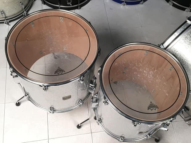 Used Gretsch Catalina 5pc Rock 26 Drum Set Reverb