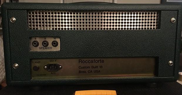 Roccaforte Custom 18 Reverb