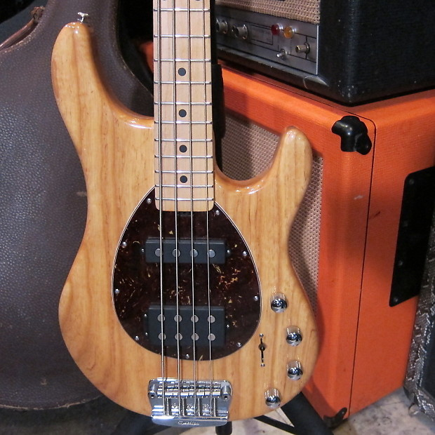 ernie ball music man sterling 4 hs bass guitar reverb. Black Bedroom Furniture Sets. Home Design Ideas