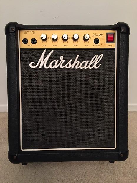 marshall 5005 lead 12 guitar combo amp with celestion speaker reverb. Black Bedroom Furniture Sets. Home Design Ideas