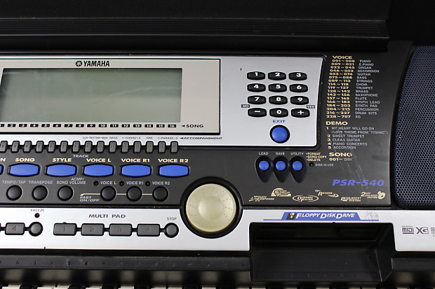 Yamaha Stereo Sampled Drum