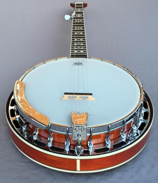 recording king bluegrass series rk r20 songster banjo reverb. Black Bedroom Furniture Sets. Home Design Ideas