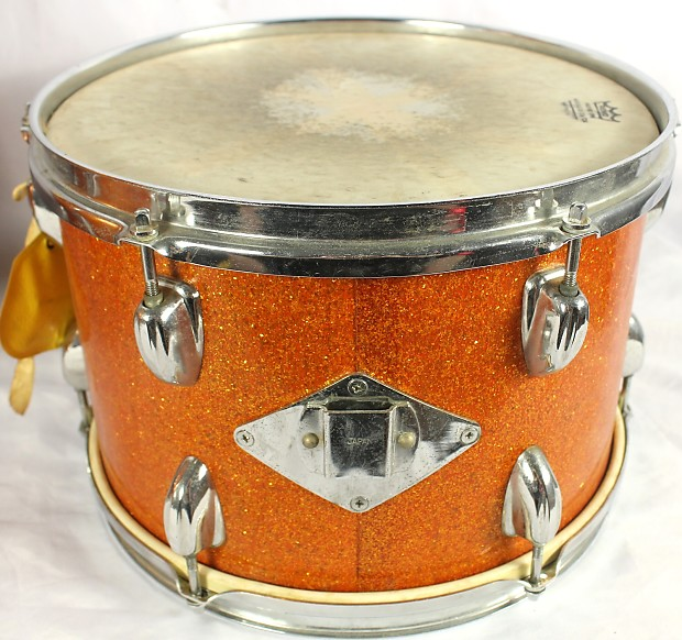 Slingerland Style Japan Vintage 4 Piece Drum Kit