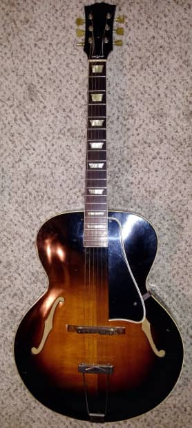 vintage 1966 gibson l 50 acoustic guitar made in the usa reverb. Black Bedroom Furniture Sets. Home Design Ideas